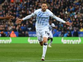 Sigurdsson could face a spell on the sidelines. AFP