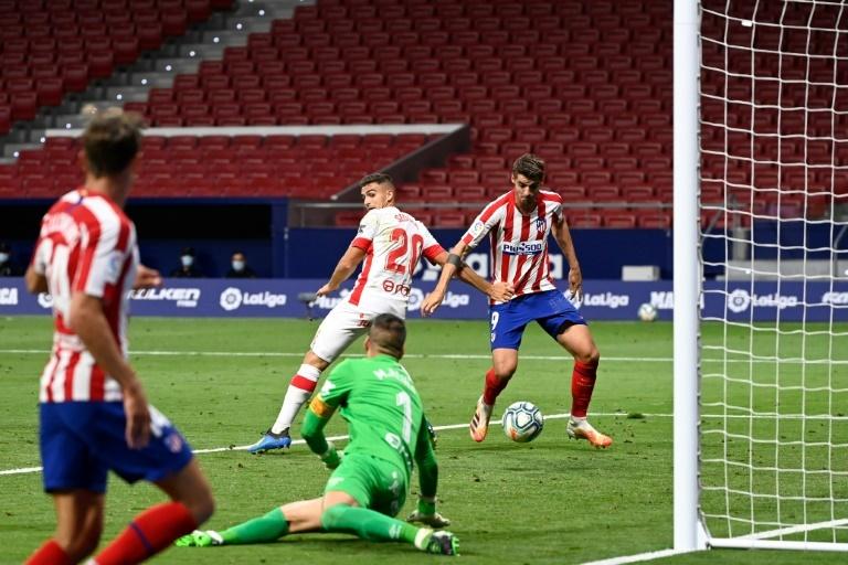 El Atlético vence al Mallorca