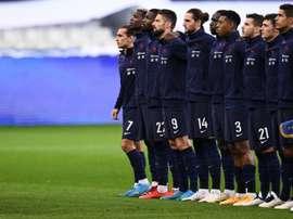 Ligue des nations: plateau relevé pour les Bleus au tirage du 'Final 4'. AFP
