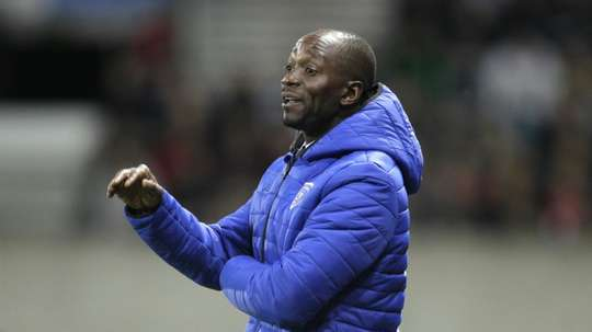 Le Français a rejoint le banc belge la saison dernière. AFP