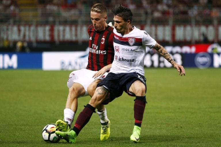 Maillot Domicile AC Milan ANDREA CONTI