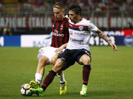 Conti out for six months. AFP