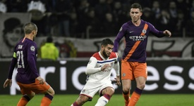 El giro (de rodilla) de Fekir: del Liverpool al Betis en un año. AFP