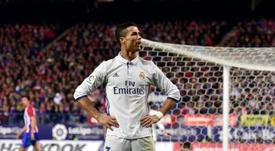 Cristiano Ronaldo a la formule pour remonter. AFP