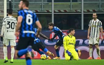 A Inter trabalha nas renovações de Barella e Brozovic e na contratação de Onana. AFP