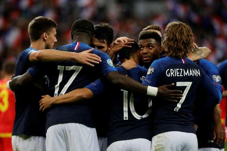 EURO 2020 qualifiers - week 6. AFP