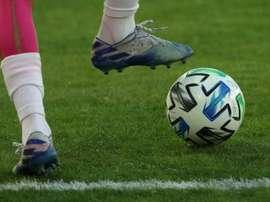 La MLS autorise les entraînements par petits groupes. AFP