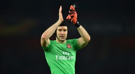 Cech dreaming of ending career with Europa League glory. Goal