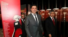 Nouvelle affaire de corruption au Benfica. AFP