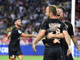 Le programme de la 7e journée de Ligue 1. AFP