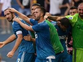 La Juve gagne, Naples aussi malgré Ribéry. AFP