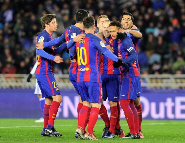 Barça aprende a ganhar sem brilhar. Goal