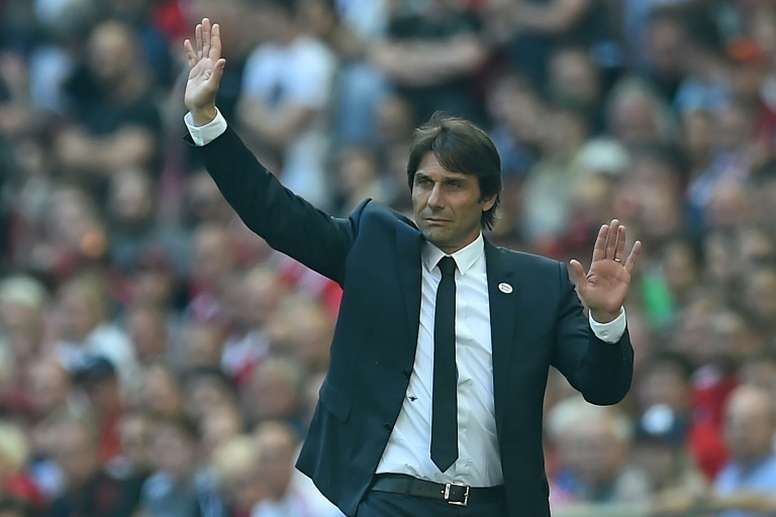 Conte wants to bring some of Madrid's unwanted players to Inter. AFP