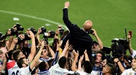 Le Real Madrid peut-il être champion contre Alavés ? AFP