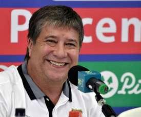 Panamá sigue preparando el Mundial de Rusia. AFP