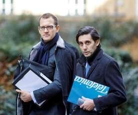 Nouveaux investisseurs à Prague. AFP