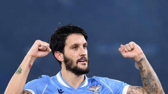 La Lazio veut prolonger Luis Alberto. afp