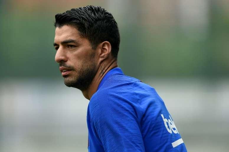 Suarez returns for Barcelona but Umtiti set to miss six weeks. AFP