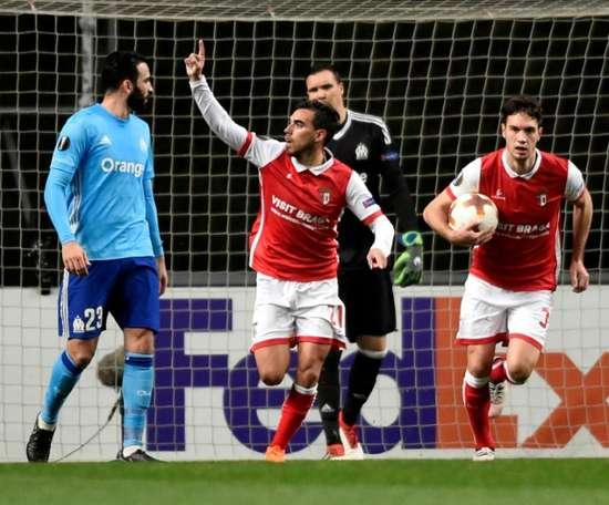Le Portugais connait un bon moment. AFP