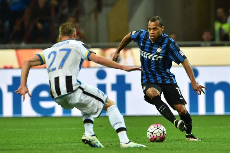 Biabiany swaps Inter for Sparta. AFP