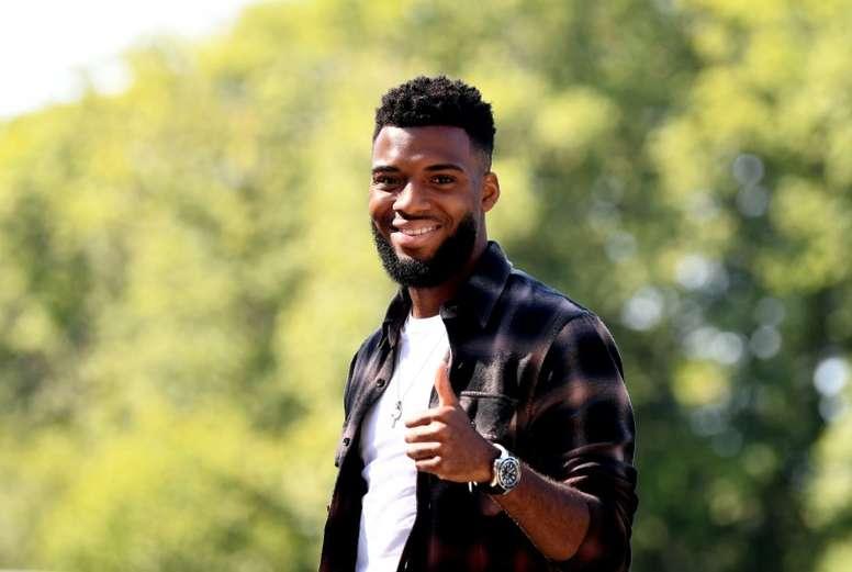 Arsenal prépare 50 millions d'euros pour Thomas Lemar. AFP