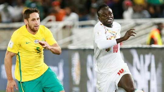 Senegal confirm World Cup berth. AFP