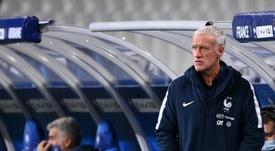 Deschamps analizza la sfida contro il Portogallo. AFP