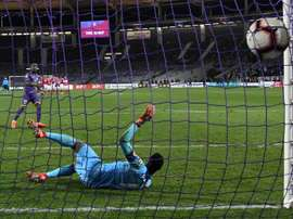 Toulouse qualifié. AFP