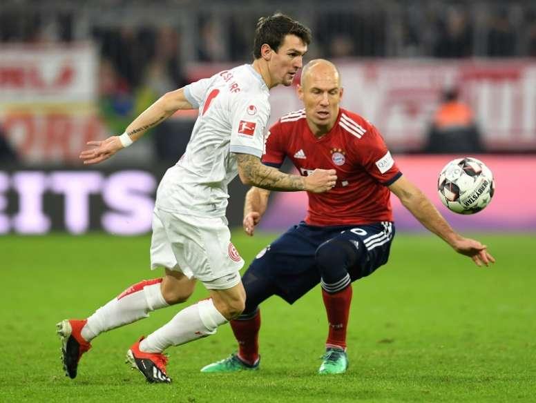 Benito Raman, en la órbita del Schalke 04. AFP