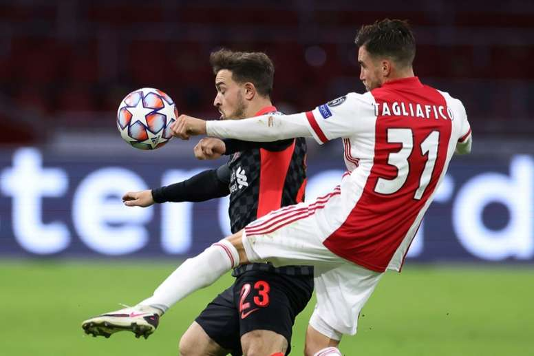 VIDÉO : les meilleurs buts de l'Ajax contre des clubs anglais. AFP