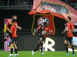 Groupe E : Rennes en embuscade face à la Lazio, au Celtic et à Cluj. AFP