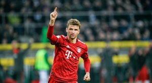 Thomas Müller is on China's radar. AFP