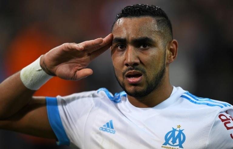 Pin Le milieu offensif de l'OM Dimitri Payet après un but contre Strasbourg. AFPWhatsappTwitterFacebookCommentaires 0