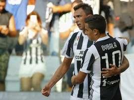 La Juventus veut encore se renforcer. AFP