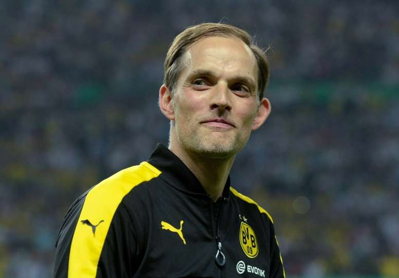 Tuchel will manage PSG next season. AFP