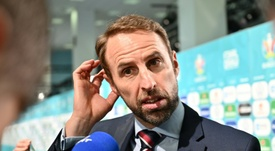 Southgate happy to have selection headache after England's youngsters make history. AFP