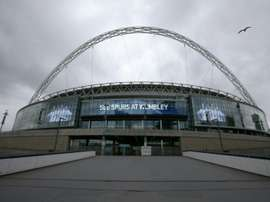 Tottenham have utilised Wembley as a temporary base while their home stadium is refurbished. AFP