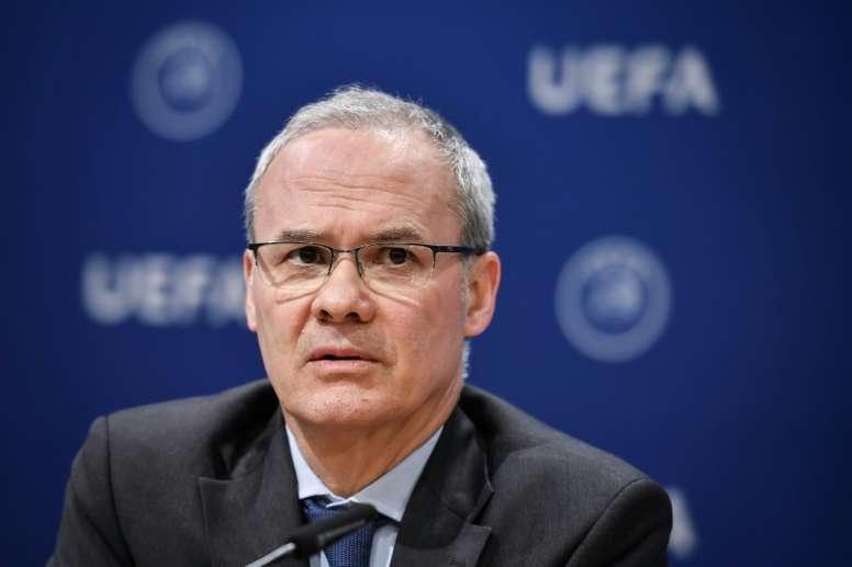 La Champions League féminine adopte la phase de poules. AFP