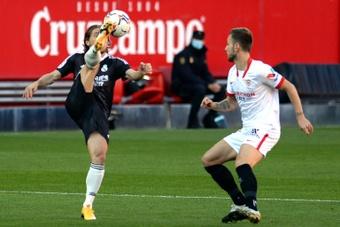 Modric es el tercer jugador de campo con más minutos. AFP