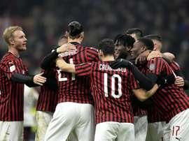 Milan s'intéresse à deux objectifs du Real Madrid. AFP