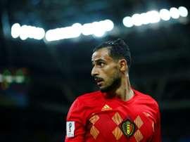 El belga realizó un buen Mundial. AFP