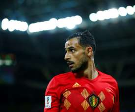 Chadli is on the verge of a move to Monaco. AFP