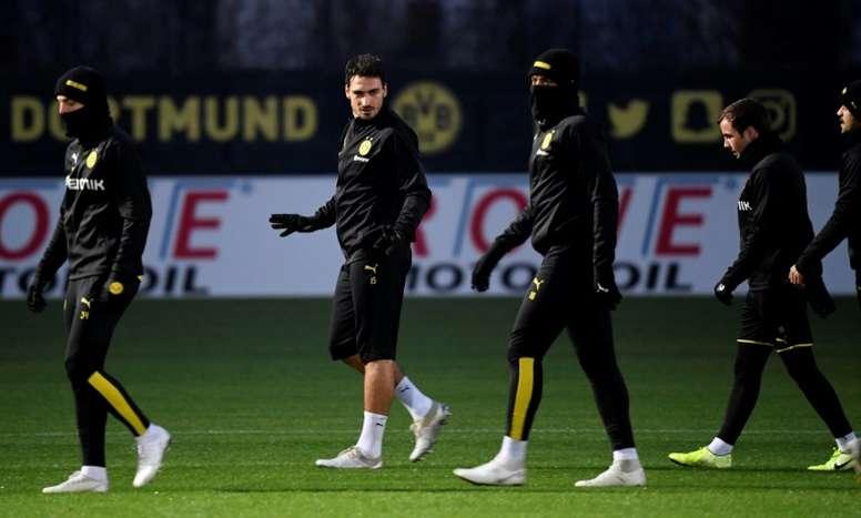 C1: Dortmund se réveille... peut-être trop tard!
