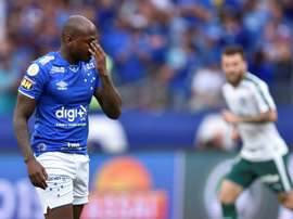Le géant du foot brésilien Cruzeiro relégué pour la première fois. AFP