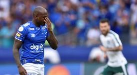 Pires de Sá dimitió como presidente de Cruzeiro. AFP