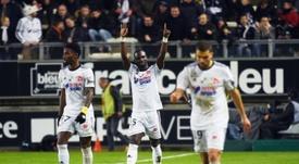 Le Rangers prépare dix millions d'euros pour Konaté. AFP