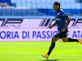 Le formazioni ufficiali di Atalanta-Lazio. AFP
