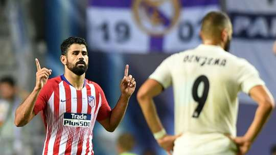 Costa was key. AFP