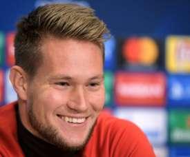 Vaclik rejoint Séville. Goal