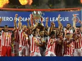 El Atlético Kolkata no se llamará más Atlético. AFP